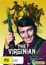 The Virginian : Season 1 (DVD, 2009, 10-Disc Set)