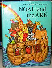 NOAH AND THE ARK A Hallmark Pop-Up Book Pauline P. Meek & Pamela Byrd