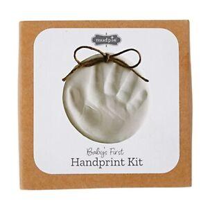 "Mud Pie H1 Baby Keepsake Air-Dry Clay Handprint Ornament Kit 5"" 2022012"