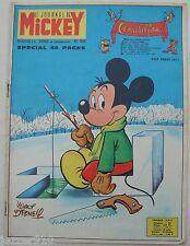 ¤ LE JOURNAL DE MICKEY n°809 ¤ 26/11/1967