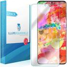 "3 Pack - ILLUMI AquaShield Screen Protector For Samsung Galaxy S20 Ultra - 6.9"""