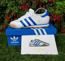 "❤ BNWB & Genuine adidas originals ® Rom ""City Series"" Retro Trainers UK Size 10"