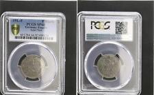 1 Mark Probe 191. F zu J.17, Schaaf 17M4 Kupfer-Nickel-Zink  Stempelglanz PCGS
