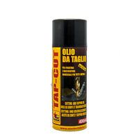 OLIO DA TAGLIO SPRAY TAP-CUT STAR TECH 400 ml lubrificante filettatura maschiat.