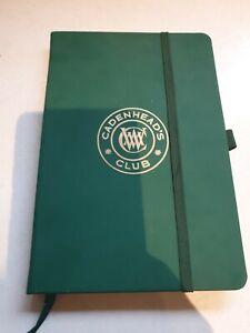 Cadenhead's Club Notebook whisky notes