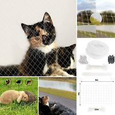 EY_ Cat Window Safety Net Transparent Mesh Protective Balcony Nets Pet Safe