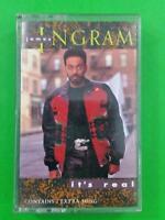 JAMES INGRAM It's Real 4 25924 Cassette Tape