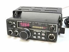 Kenwood TR-7730 2 Meter FM Ham Radio Transceiver w/Mic Manual Bracket & Box