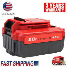 4.0Ah For PORTER CABLE PCC685L PCC681L PCC680L 20Volt Max Lithium-Ion Battery US