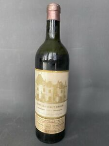 chateau haut brion 1937 , france ,