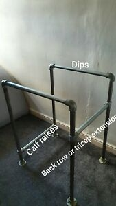 Dan's Heavy Duty Dip Exercise Frame