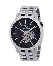 Stainless Steel Case Unisex RIP CURL Round Watches