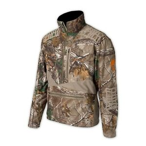 Cabela's SCENT-LOK AlphaTech Silent Realtree XTRA Waterproof Hunting Jacket