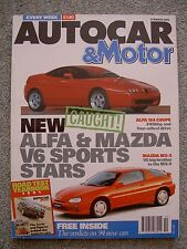 Autocar (3 March 1991) Ferrari 365GTC/4, Polo, Nissan Sunny, Road Test Yearbook