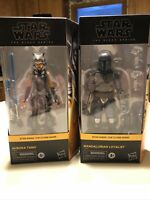 Star Wars Black Series The Clone Wars Ahsoka Tano Walmart Exclusive + Loyalist