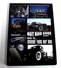 DIY How to Fix and Tune and Service Your Vintage Hot Rod Car HOT ROD SURF DVD