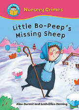 Little Bo Beep's Missing Sheep (Start Reading: Nursery Crimes) by Durant, Alan,