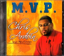 CHRIS ARDOIN & NUSTEP - M.V.P CD Blues/Soul Kenneith Newman/Brad Chambers