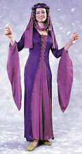 Classic Medieval Princess Lady Adult Costume M/L 8-14