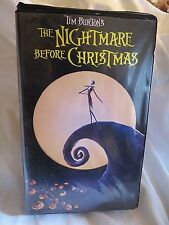 Children's & Family The Nightmare Before Christmas VHS Tapes | eBay