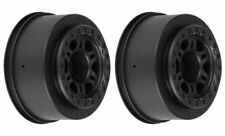 Proline 272102 Split Six 2.2/3.0 One-Piece Wheels: Black (2)