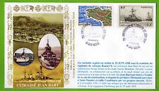 2010-Fdc 1°Jour**Cuirassé Jean Bart-St. Nazaire(44)-Timbre.Yv.752/1917