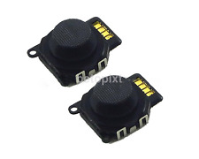 2 x 3D Button Analog Joystick Stick Repair Replacement for Sony PSP 2000 FR