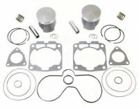 1999 2000 2001 Polaris 700 RMK SPI Pistons Bearings Gaskets Top End Rebuild Kit