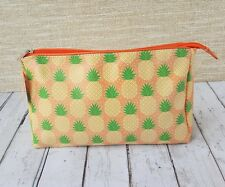Pineapple Washbag Cosmetic Toiletry Make Up Case Wash Bag Sass & Belle