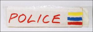 The Police Vintage 1984 Concert Tour Headband Armband Unused Synchronicity