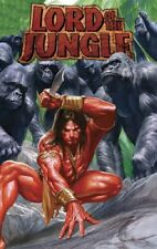Lord Of The Jungle Graphic Novel