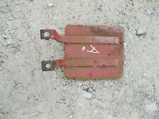 Farmall A Tractor Ih Belt Pulley Cover Guard Shield