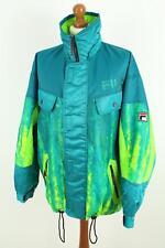 Vintage 90's FILA Gore-Tex Men's Jacket Ski Retro Pattern Size 50 / L