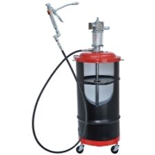 Lincoln Lubrication 6917 Air-Operated Portable Grease Pump Package