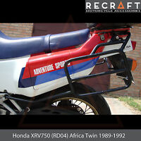 Honda XRV750 (RD04) Africa Twin 1989-1992 Side Carrier Luggage Mount ver. 1