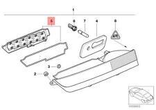 Genuine BMW E65 E66 Tail Light Circuit Board Repair Kit Left OEM 63216917093