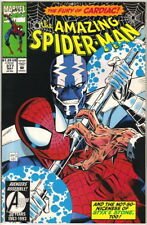 the Amazing Spider-Man Comic Book #377 Marvel Comics 1993 VERY FINE+
