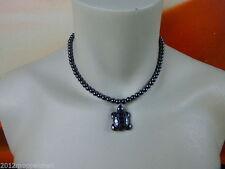 Handgefertigt Echte Edelmetall-Halsketten & -Anhänger ohne Steine mit Gemischte Themen für Damen