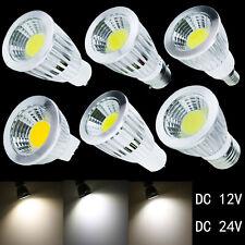 Dimmable E27 E14 B22 GU10 GU5.3 MR16 LED Spot Light 6W 9W 12W Bulb Lamp 12V 24V