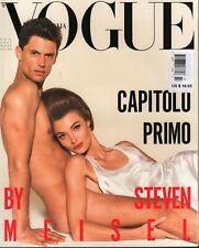 Vogue Italia Italian Magazine July 2017 Steven Meisel Photography 022420AME2