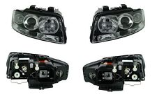 AUDI A4/S4 B6 Headlight Xenon D1S + H7 PAIR (Left + Right) 2002 - 2004