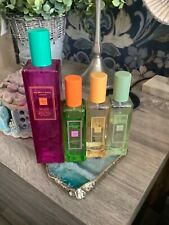 Jo Malone bundle rrp £200 new 3 perfumes 1 body spray all limited edition