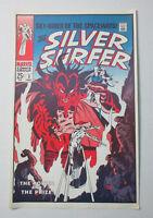 Original 1970's Silver Surfer 3 Marvel Comics cover POSTER:Foom/John Buscema art