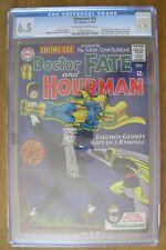 DC - SHOWCASE # 55 CGC 6.5 - 1st SA App Solomon Grundy Batman Green Lantern KEY