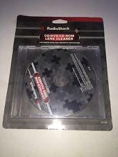 New!! Radioshack CD/DVD/CD-ROM Lens cleaner 42-552