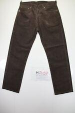 Levis Boyfriend Cod. H2057 Tg48 W34 L34 jeans d'occassion RACCOURCI En velours