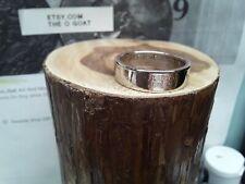 """ Oregon "" Size 9 1/4 Custom Made Coin Ring U.S. State Quarter"