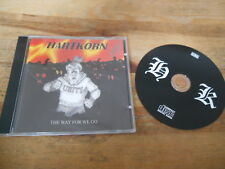 CD Punk Hartkorn - The Way For We Go (5 Song) WE BITE REC