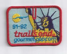 1991-92 TRAILS END GOURMET POPCORN PATCH