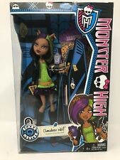 Monster High Doll Clawdeen Wolf, Scare Mester